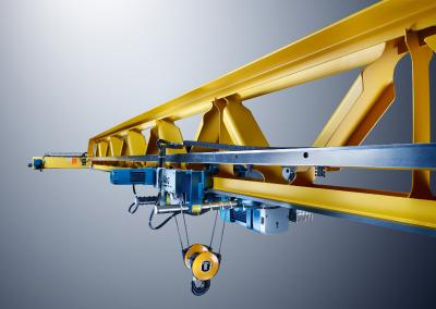 Industrial Designers Society of America (IDSA) award for Demag V-type crane