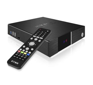 Smart multi-media player ICY BOX IB-MP3011Plus