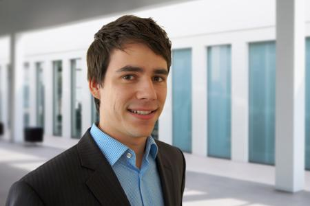 Produkt-Manager Christoph Hohmann