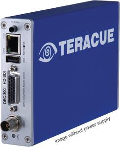 Einführung des DEC-300-HDSDI Decoder im Juli 2012