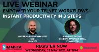 Staylinked and NIMMSTA Webinar