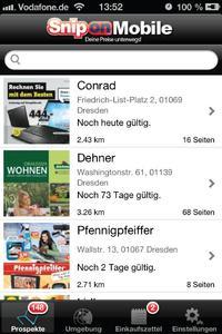 Aktualisierte Version von SniponMobile ab sofort im App Store verfügbar