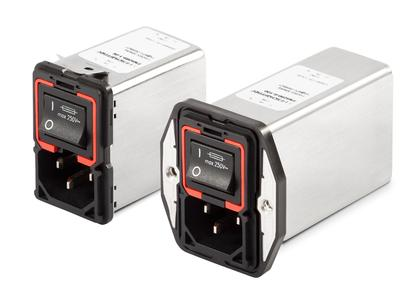 double-stage IEC inlet filters FN 9280 and FN 9290