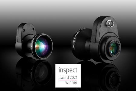 Edmund Optics gewinnt inspect Award