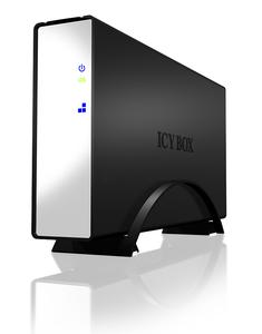 ICY BOX IB-NAS5310: double speed by RTOS (real-time operating system)