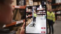 Die Virtual Engineering App von HOVMAND hilft bei der digitalen Konfiguration von mobilen Industrie-Hebeliften