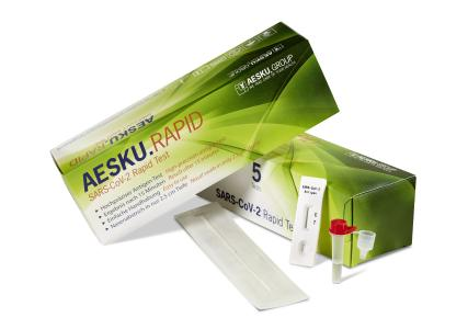 AESKU.RAPID SARS CoV-2 Rapid Test