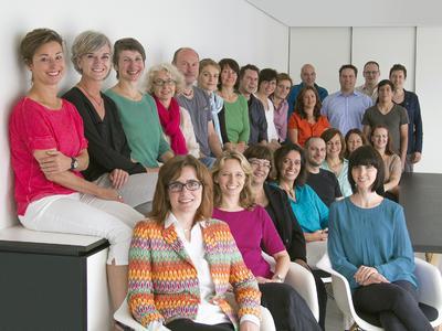 Caparol FarbDesignStudio (FDS): ein kreatives Team, Foto: Caparol Farben Lacke Bautenschutz