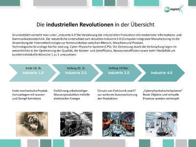 Industrie 4.0 in der Intralogistik - KBU-LVS schafft Voraussetzungen für die Vernetzung