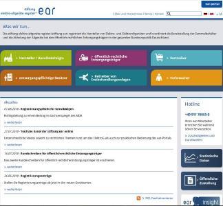 ear Homepage