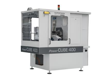 Thanks to extremely short cycle times – due to short non-productive times and set-up times – the Thielenhaus Microfinish PowerCube makes very high productivity a reality.