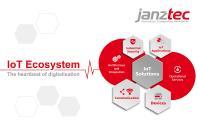 Janz Tec stellt auf der embedded world 2019 IoT Solutions mit dem IoT Ecosystem vor