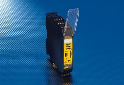 AS-i Sicherheitsmonitor, per USB-Schnittstelle parametrierbar