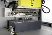 Baier machine for integrating sensors by means of FFB / Photo: Kurz