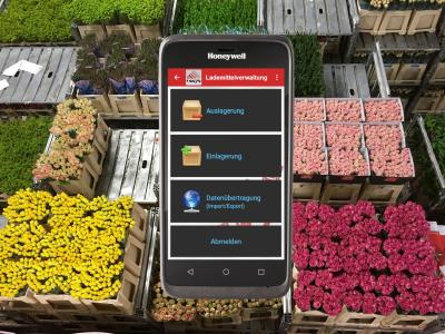 COSYS Lademittelverwaltung und Behältermanagement Software für die Floristikbranche