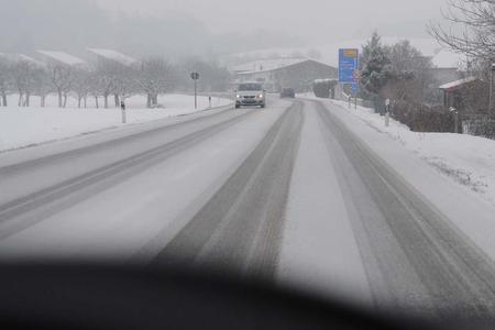 Erster Schnee: Vorbereitung macht sicher