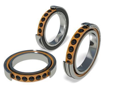 Optimized FAG RS (Robustness & Speed) B-series spindle bearings, Image: Schaeffler