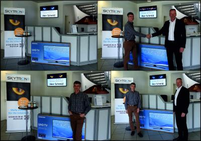 skytron communications gmbh co kg karlsbad newsroom. Black Bedroom Furniture Sets. Home Design Ideas