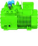 All previous models of BITZER ECOLINE reciprocating compressors can be retrofitted with CRII cylinder heads