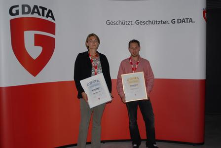 Awardgewinner Urkunden