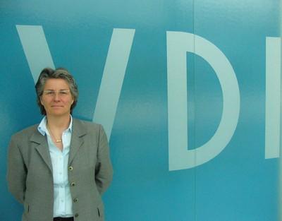 Professorin Dr. Antonia Kesel, Vorsitzende des Beirats der VDI-Gesellschaft Technologies of Life Sciences
