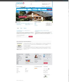 Interhome.ch - powered by Sitecore