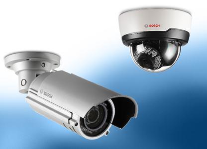 Neue IP 200 Serie Infrarot-Kameras von Bosch