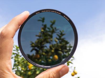 Der neue True-Match Vari-ND MKII Filter - Für eine variable und schnelle Belichtungssteuerung