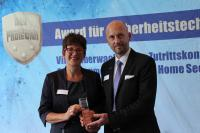 Preisverleihung Protector Award