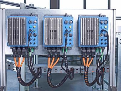 Antriebstechnik für die Industrie 4.0: Die neue Feldverteilerbaureihe NORDAC LINK ist intelligent, flexibel sowie service- und wartungsfreundlich