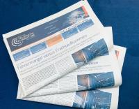 Die neue Printausgabe der Fachzeitung Telematik-Markt.de ist erschienen