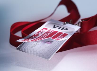 Pop-Konzert-Ticket mit RFID-Transponder, © PolyIC