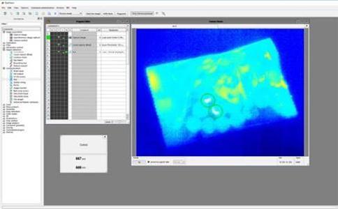 Hyperspektrale Bildgebung mit EVT