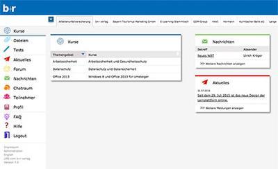 Darstellung im Desktop-Browser