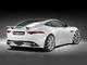 F Type V6 Coupe seitliches Heck