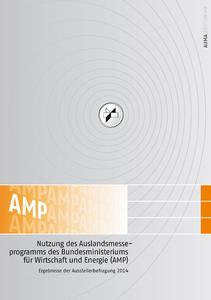 Cover AUMA Broschüre Ausstellerbefragung 2014