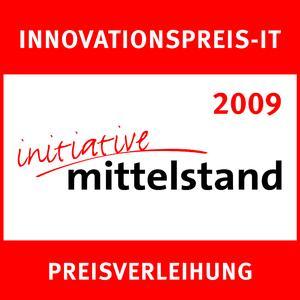 Logo INNOVATIONSPREIS-IT 2009