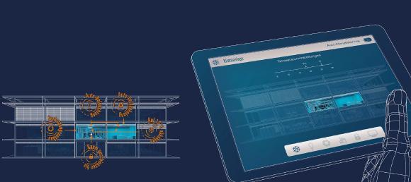 Smart Building – Effizienter Immobilienbetrieb mittels CAD, CAFM und IoT
