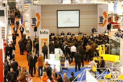 Trade fair LogiMAT 2010 in Stuttgart on track for success