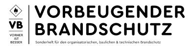 Logo Vorbeugender Brandschutz