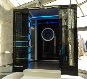 thyssenkrupp Elevator awarded with German Design Award for the cabin of world's first ropeless Elevator MULTI