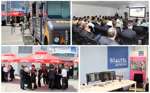 SCALTEL Experten-Forum in Mainz-Kastel