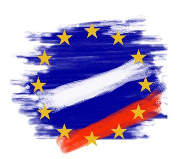 Russland-Europa