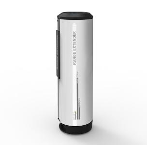 The Power Bank for E-bikes - the Range Extender by BMZ