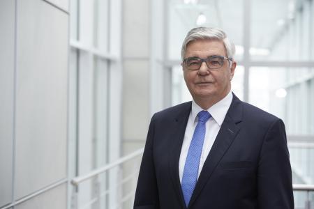 Horst Beran, Chief Executive and Chief Financial Officer of Aucotec AG (© AUCOTEC AG)