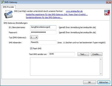 Komfortabler SMS-Versand aus Outlook© (Einzel- und Serien-SMS) ohne zusätzliche SMS-Hard-/Software