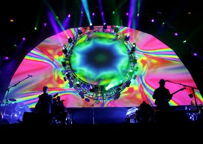 "Elation On-the-road Reliability for Brit Floyd ""Discovery"" World Tour"
