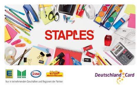 DeutschlandCard_Staples