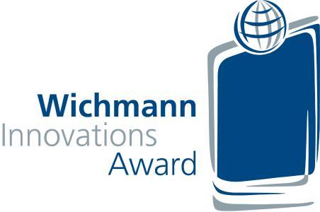 Wichmann Innovations Award