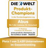 ABUS Produktchampion 2020